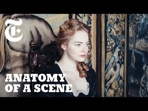 Watch Emma Stone and Rachel Weisz Spar in 'The Favourite' | Anatomy of a Scene