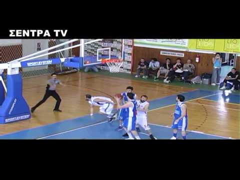 Argos Orestiko-YMCA (Division B elevation game)