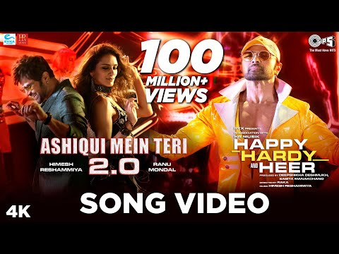 Ashiqui Mein Teri 2.0 Official Song - Happy Hardy And Heer