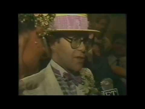 Elton John - Wedding Report 1984