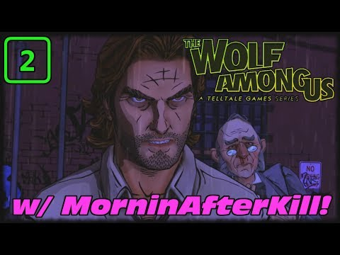 The Wolf Among Us : Episode 3 - A Crooked Mile Xbox One