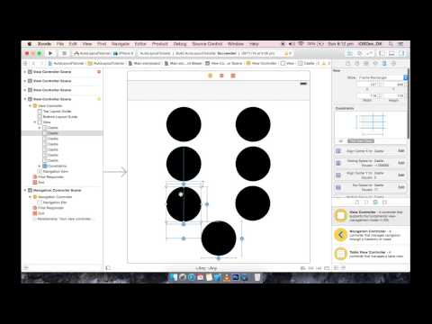 How To Use In Auto Layout XCode6…