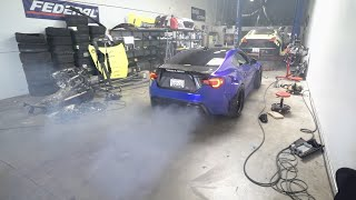 STRAIGHT PIPING MY BRZ by TJ Hunt