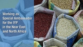 IYP Special Ambassador will continue to advocate for pulses beyond 2016