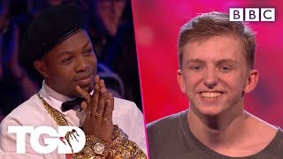 Contemporary dancer Tom defies the odds  | The Greatest Dancer | Auditions Week 1