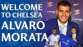 Video Alvaro Morata Is Officially A Chelsea Player | Exclusive Access To Our New Signing MP3, 3GP, MP4, WEBM, AVI, FLV Oktober 2017