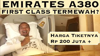 Video EMIRATES A380 FIRST CLASS ke Dubai, Dapat Tiket GRATIS! |VLOG #33 MP3, 3GP, MP4, WEBM, AVI, FLV Maret 2019