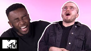 Guys Try Period Pain! | MTV Style