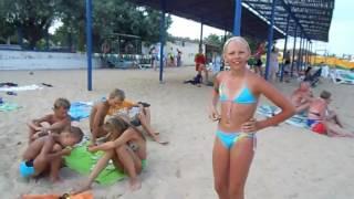 Евпатория 2015. Приветы с пляжа.