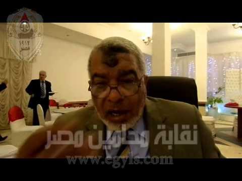 «أبو عقل»:مجلس نقابة بني سويف يجتمع لتفيذ توصيات اجتماع النادي النهري