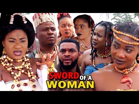 "New Hit Movie ""SWORD OF A WOMAN"" Season 5&6 - (Destiny Etiko) 2019 Latest Nollywood Epic Movie"