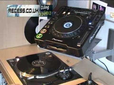 DJing For Dummies Tutorial – BeatMatching