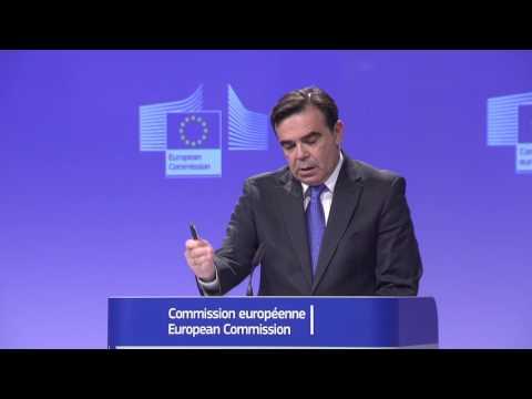 Κομισιόν: Στόχος συμφωνία σε τεχνικό επίπεδο έως τις 7 Απριλίου