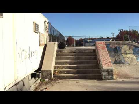 Egg Harbor, New Jersey - Skatepark (Part 2)
