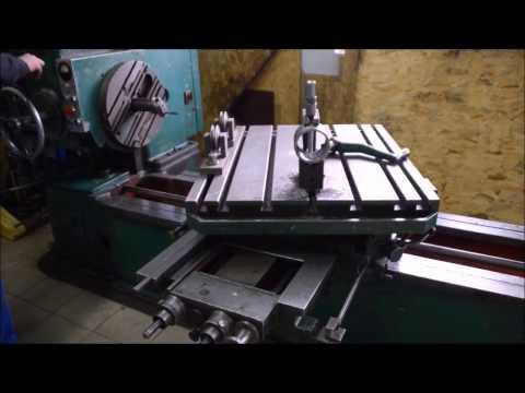 Horizontal Boring Machine TOS VARNSDORF H 63 A 1986