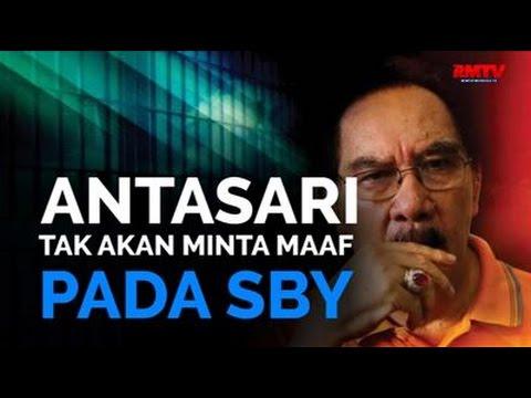 Antasari Tak Akan Minta Maaf Pada SBY