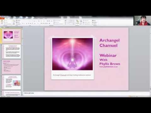 Archangel Chamuel Webinar