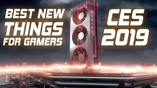 Video 10 Best NEW Things for Gamers at CES 2019 MP3, 3GP, MP4, WEBM, AVI, FLV Januari 2019