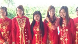 Đám cưới làng quê Thái Bình PII