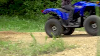 9. 2019 Yamaha Grizzly 90 Youth ATV