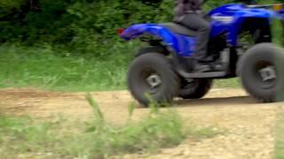 8. 2019 Yamaha Grizzly 90 Youth ATV