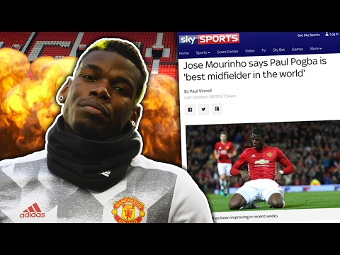 Video: Paul Pogba Is The Most Overrated Player In The World Because… | #SundayVibes