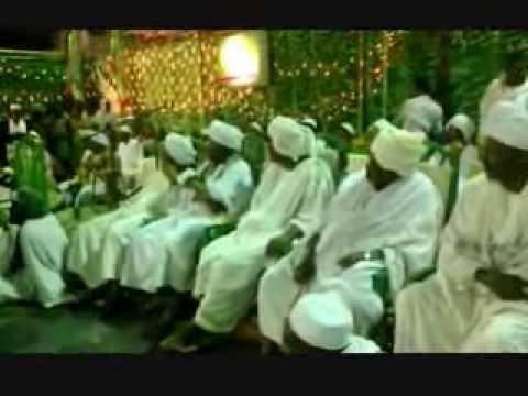 شيخ حامد بابكر يرد علي الوهابيه خيمة الطريقه الكباشيه