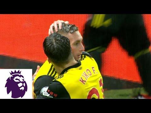 Video: Gerard Deulofeu caps off impressive run with a goal v. Cardiff City | Premier League | NBC Sports