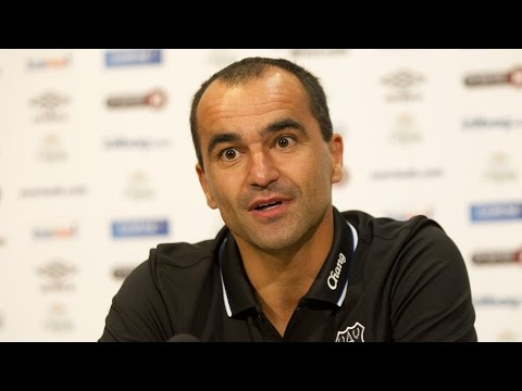 Video: LIVE: Martinez pre-Swansea press conference