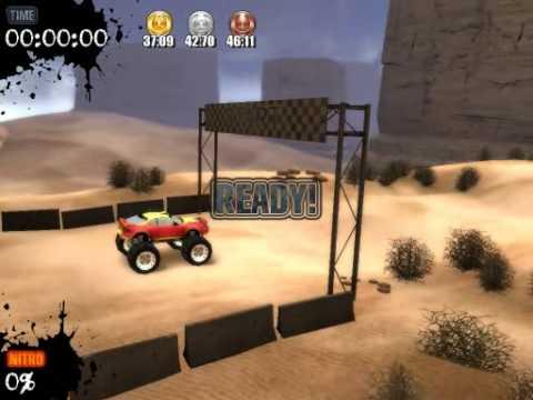 Monster Truck Challenge - Free full game