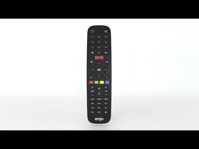 LED-телевізор ERGO 43DFT7000 зображення 3