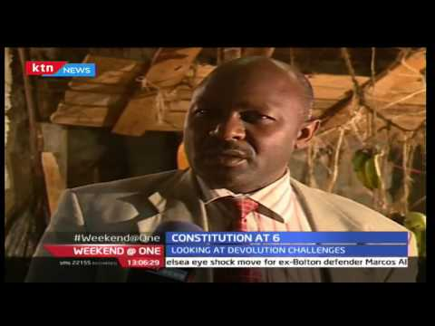Kenya's Constitution at Six: Impact of Devolution in Nyeri County