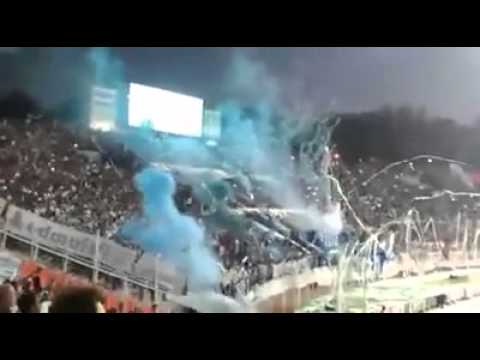 Recibimiento Godoy Cruz vs Velez 2014 - La Banda del Expreso - Godoy Cruz
