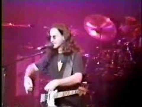 Rush Cold Fire Live