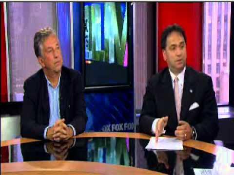 Jamie Colby Interviews Kereakos Zuras On Fox News