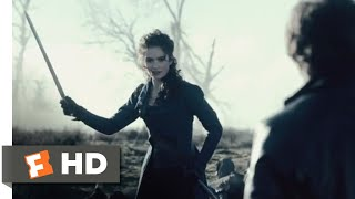 Pride and Prejudice and Zombies (2016) - Zombie Graveyard Scene (7/10) | Movieclips