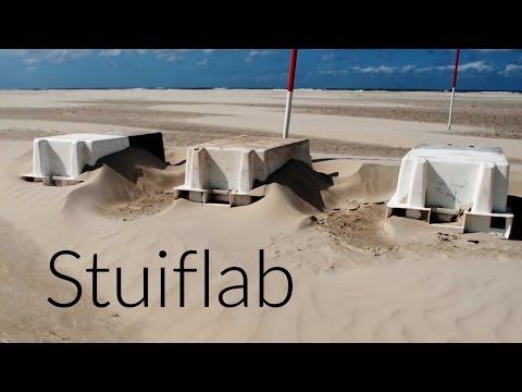 Stuiflab - aeolian sand transport