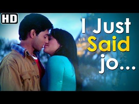 Video I just Said Jo..Mere Dil Me Tha - Mera Pehla Pehla Pyaar - Ruslaan Mumtaz - Hazel Croney download in MP3, 3GP, MP4, WEBM, AVI, FLV January 2017