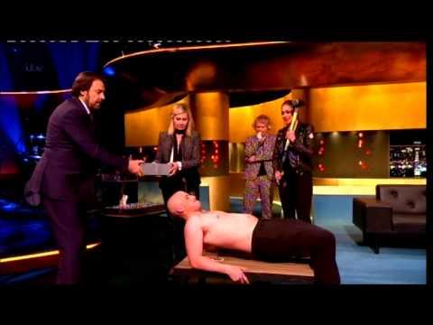 """""""Jonathan Goodwin & Nicole Scherzinger"""" The Jonathan Ross Show 4 Ep 10 09 March 2013 Part 5/6"""
