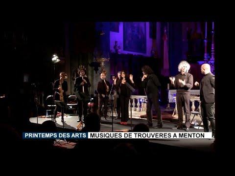 17 mars 2018 - Musiques de Trouvères