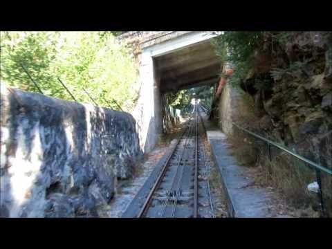Funicular Santa Luzia - Viana do Castelo (Portugal)