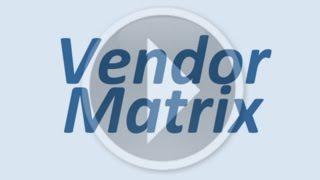 Life & Annuity Vendor Arena Matrix
