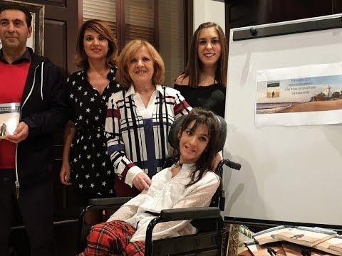 """Presentación en Isla Cristina del libro """"No Puedo Ir En Contra De Mi Destino"""""""