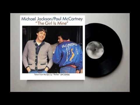 Michael Jackson - The Girl Is Mine (Original Demo) (Audio Quality CDQ)