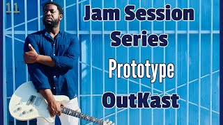 [R&B Guitar Lesson] Prototype by OutKast