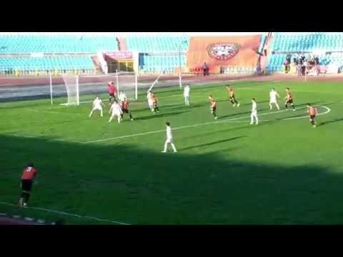 Обзор матча Кубка Казахстана 'Шахтер' - 'Лашын' (3:0)