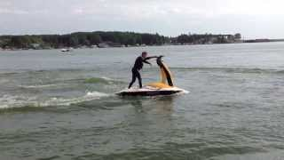 2. Sea-Doo 3D Test