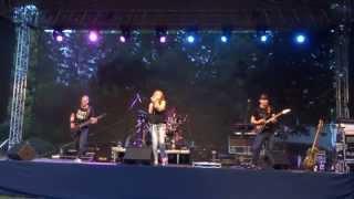 Video Magda Vyletelová a P.S. live 2015 - Dni mesta Turčianske Teplice