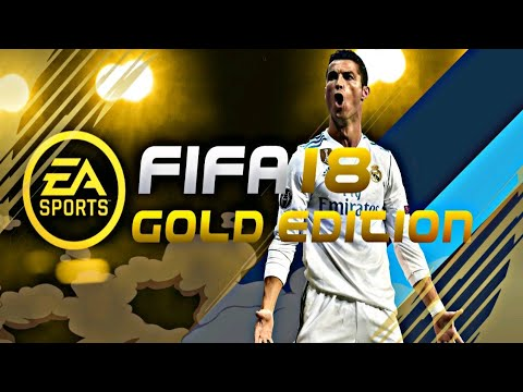 FIFA 18 GOLD EDITION Android Offline Mod Dream League Soccer 300 MB
