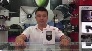 Flash Canon 430EX III RT Español